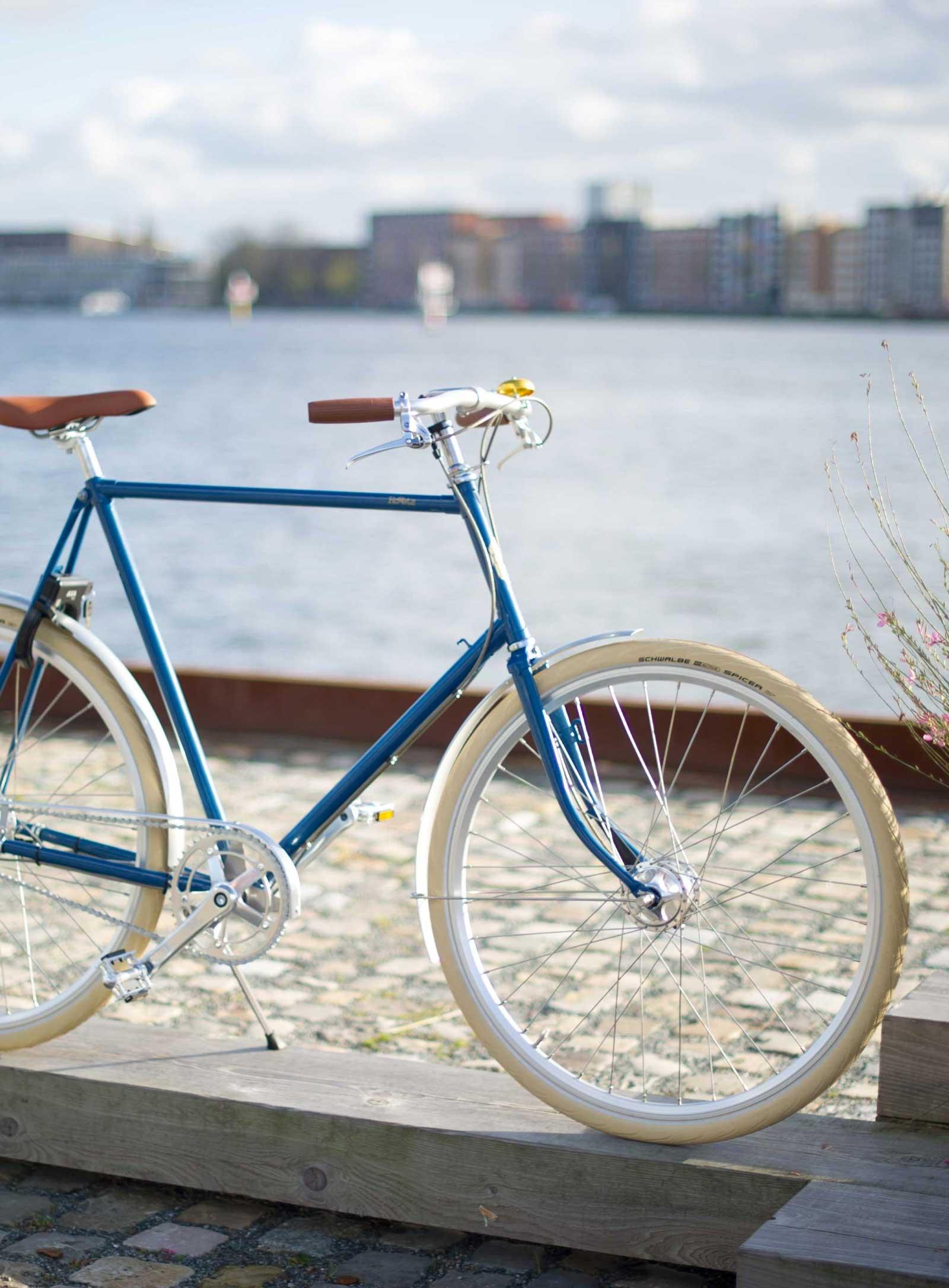 roetz bikes bij het Rijwielpaleis in Zeist